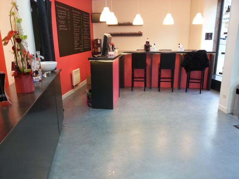 R novation d 39 une boulangerie patisserie lyon centre - Salon patisserie lyon ...