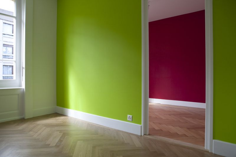 R novation de maison au pays de gex entreprise de for Peinture pour plafond sale